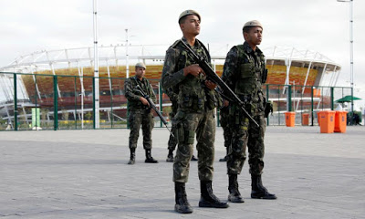 High Security Fence---- The Best Choice For Olympics Games