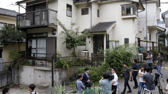Japan Knife Attack Leaves 19 dead-Why Don't You Use Rapid Deployment Barrier