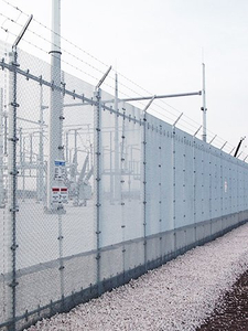 Explosion-proof Fence For isolation