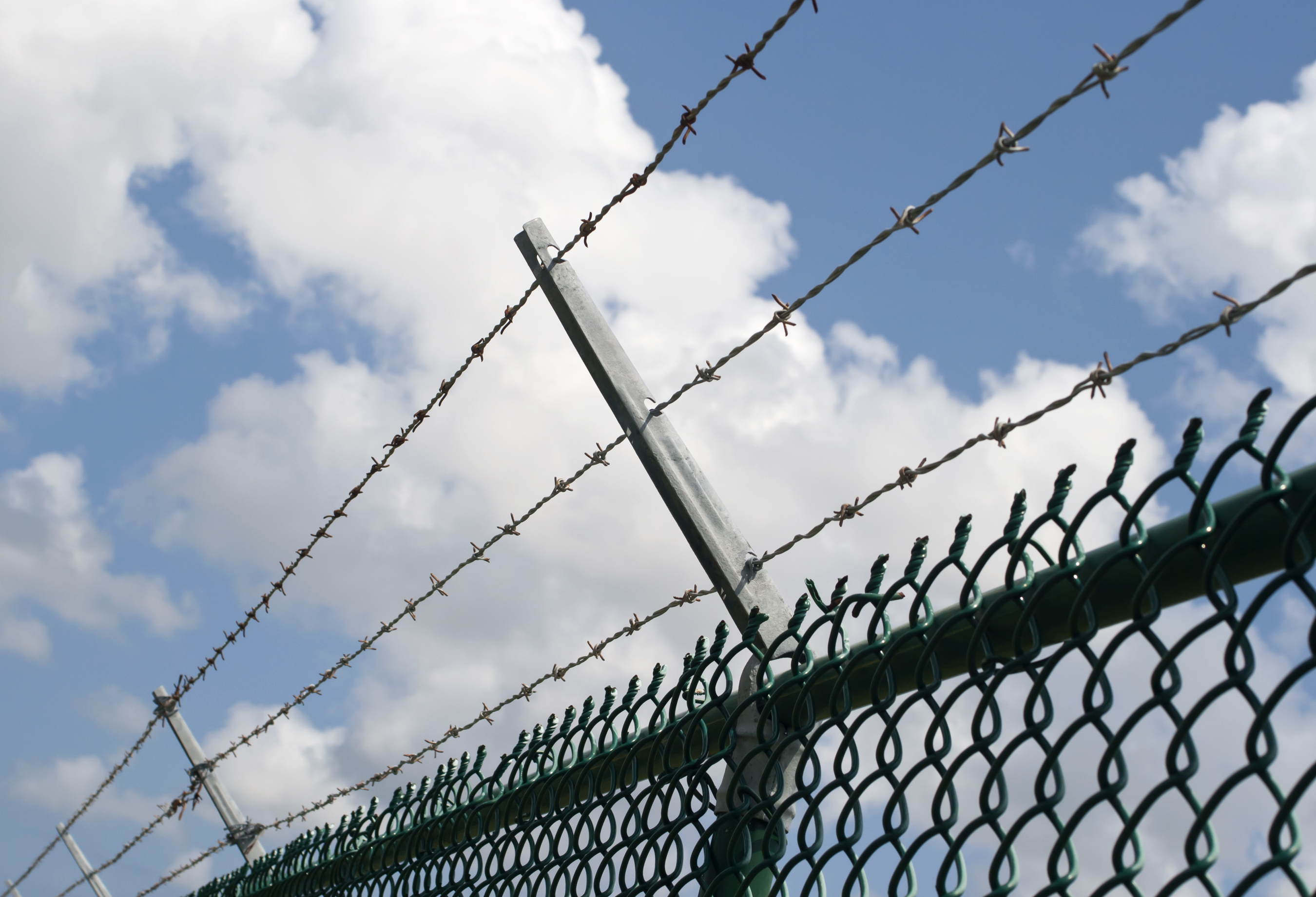 Specification Of Barbed Wire---In All Directions