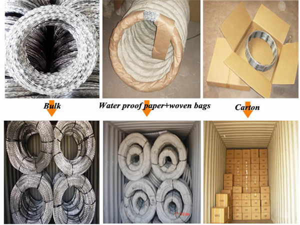 The introduce of zhengyang Concertina Razor Wire