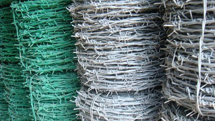 Learn More About Barbed Wire.